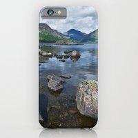 Wastwater English Lake District iPhone 6 Slim Case