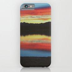 Colorado Skies and Drinks iPhone 6 Slim Case