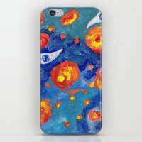 Snails abyss iPhone & iPod Skin