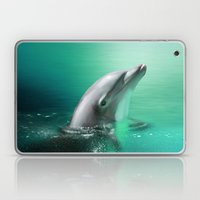 Dancing Dolphins Laptop & iPad Skin