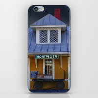 A Sad Time In History iPhone & iPod Skin