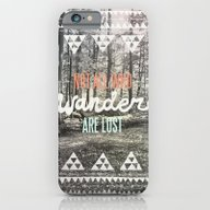 iPhone & iPod Case featuring Wander by Wesley Bird