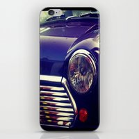 Classic Mini Equinox. iPhone & iPod Skin
