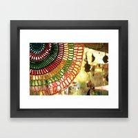 Hecho A Mano Framed Art Print