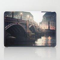 Evening Bridge iPad Case