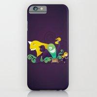 iPhone & iPod Case featuring pandora's box by Daniel Kano