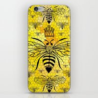 Queen Bee... iPhone & iPod Skin