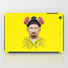 Breaking Bad - Walter White in Lab Gear iPad Case