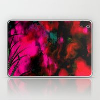 FACE IN THE DARK-ABSTRACT Laptop & iPad Skin