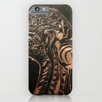 iPhone & iPod Case featuring Skinless Vol. 1 by Devin Sullivan