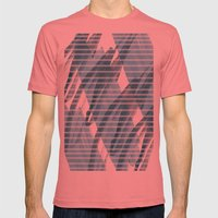 Beep Beep Mens Fitted Tee Pomegranate SMALL