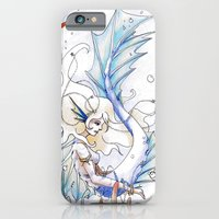 iPhone & iPod Case featuring Sirène by Angy'art