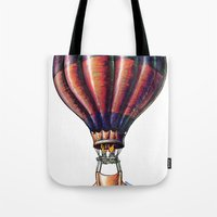 Think Freely & Bit Simpl… Tote Bag