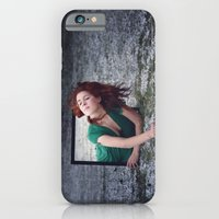 iPhone & iPod Case featuring PORTAL by Annamaria Kowalsky