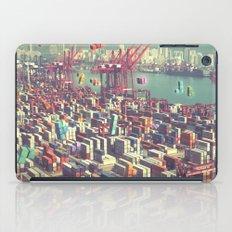 Pier Tetris iPad Case