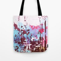 time square/new york 1 Tote Bag