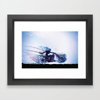 Redemption  Framed Art Print