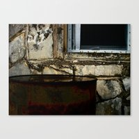 Barrell Canvas Print