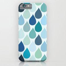 Blue rain Slim Case iPhone 6s