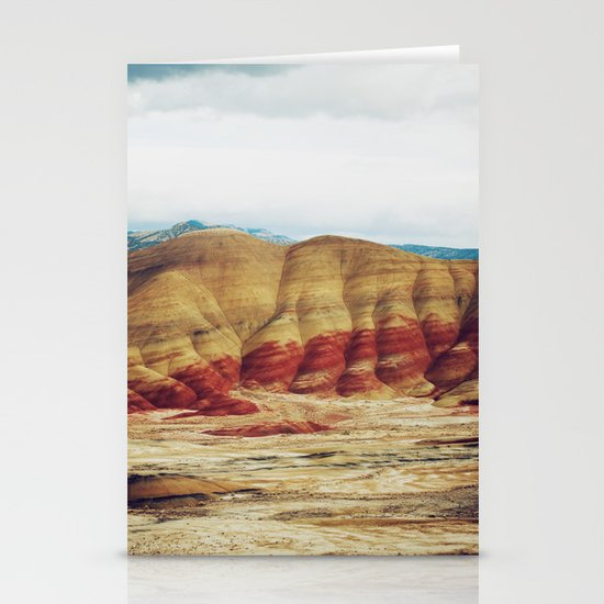 Painted Hills Stationery Card