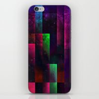 Tryyng Zzo Hyrd iPhone & iPod Skin
