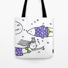 just my luck Tote Bag