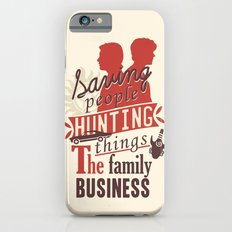 The Family Business iPhone 6 Slim Case