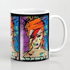 David Bowie. A Lad Insane Mug