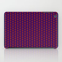 Mustached Octopi iPad Case