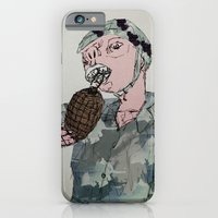 iPhone & iPod Case featuring This is War by Debbie Porter - Designs of an Eclectique Heart by eclectiquexx