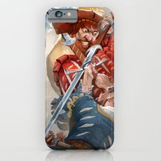 Landsknecht fight Slim Case iPhone 6s