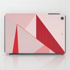 Geometric pink 02 iPad Case