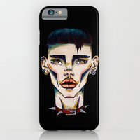 iPhone & iPod Case featuring James by Murkwood
