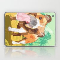 Doggy Laptop & iPad Skin