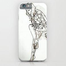 Tattooed Lady Slim Case iPhone 6s