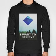 I WANT TO BELIEVE - 5TH … Hoody