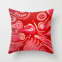 Vico's style Throw Pillow