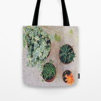 Drought Friendly Plants Tote Bag