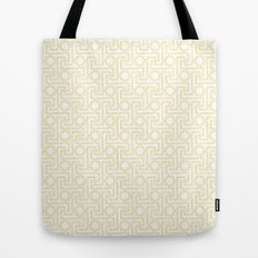 Textile Inspired Tote Bag