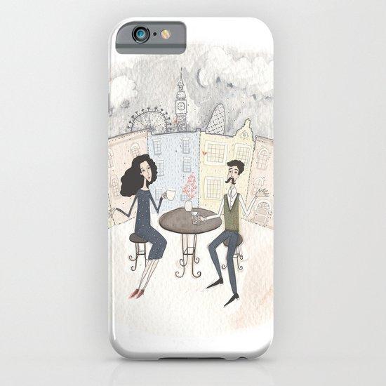 Couple  iPhone & iPod Case
