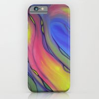 iPhone & iPod Case featuring Native American Flutes I by Jeannette Stutzman