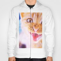 Angry Cat Hoody