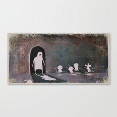 Sadclops Canvas Print