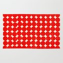 Unity Red Rug