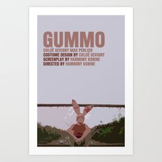 Gummo Movie Poster Harmony Korine Cult Art Print