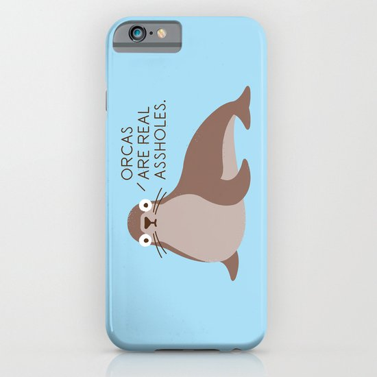 Seal of Reproval iPhone & iPod Case