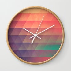 nww phyyzz Wall Clock