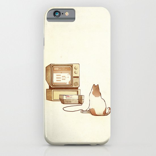NES Cat  iPhone & iPod Case