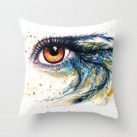 -Nature Beauty- Throw Pillow