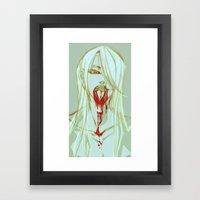 Ghostwalk Framed Art Print